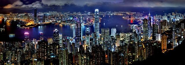 hong-kong-香港864884_640
